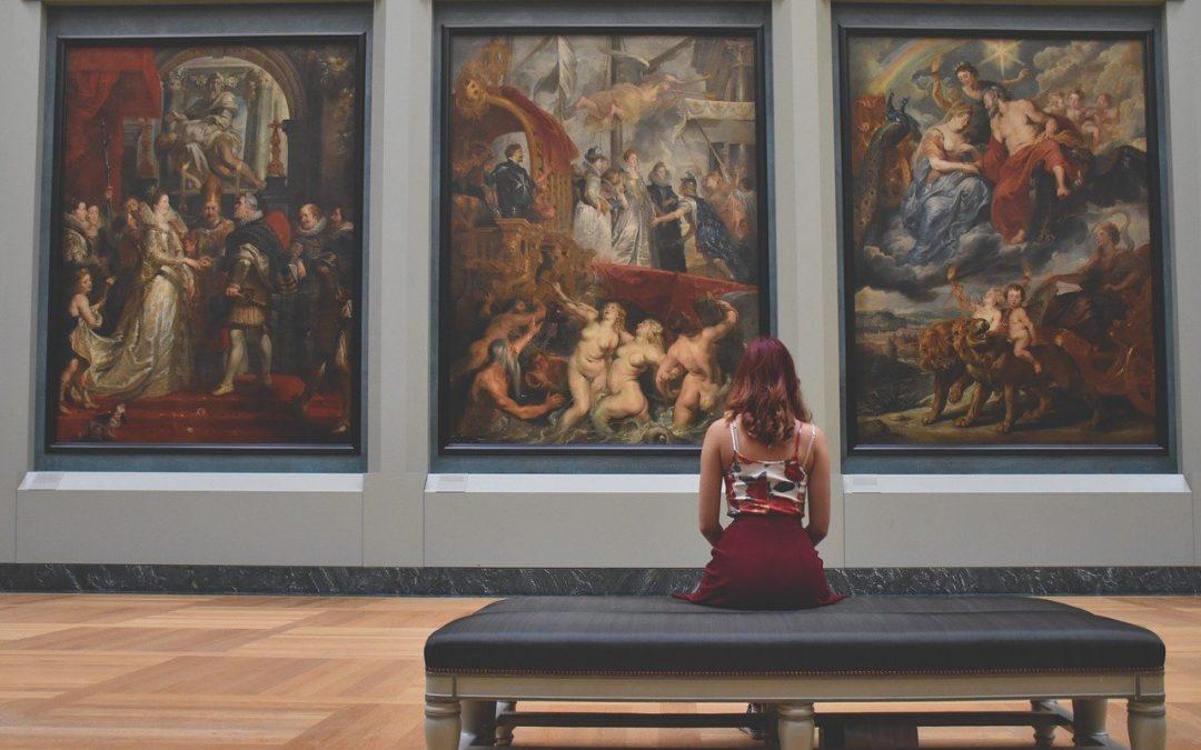 Tips om schilderijen en beelden te verhuizen